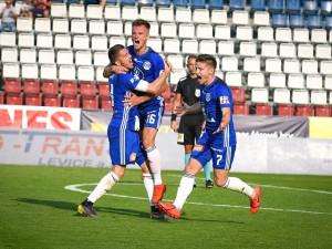 Sigma v prvním domácím utkání vyhrála nad Zlínem, rozhodl gól Nešpora