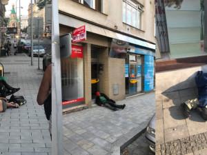 POLITICKÁ KORIDA: Jak vidí jednotlivé zastupitelské kluby problém obtěžujících bezdomovců a opilců ve městě?