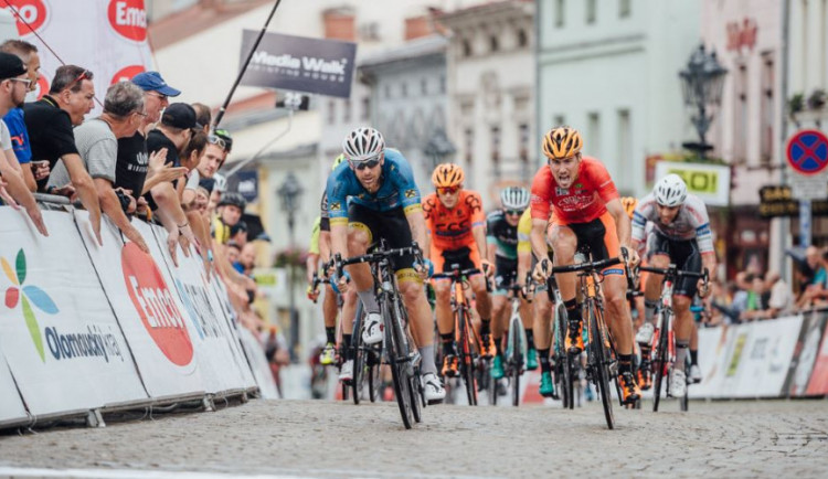 Největší český etapový závod se blíží. Czech Tour prověří cyklisty na Hané i v Jeseníkách
