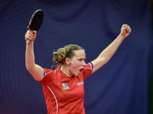 Po postupu na Czech Open ve čtyřhře se česká reprezentantka Hana Matelová radovala také z vítězství ve dvouhře