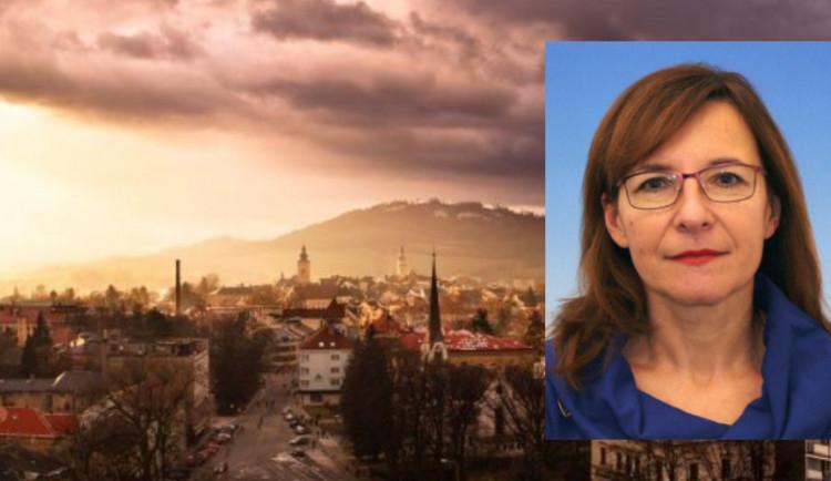 První místostarostka Šumperka Irena Jonová rezignovala. Neprosadila body z koaličního prohlášení