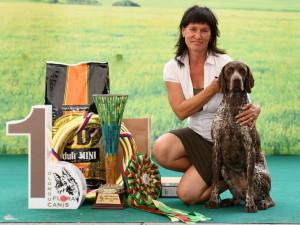 Na Výstavišti Flora se koná psí výstava Floracanis, k vidění bude přes dva a půl tisíce pejsků