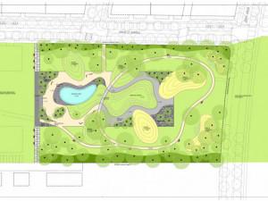 V Prostějově vznikne nový park. Bude stát 18 milionů