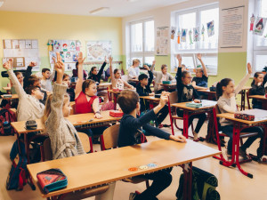 V nemocnicích v Prostějově, Přerově a Šternberku stráví začátek školního roku přes třicet dětí