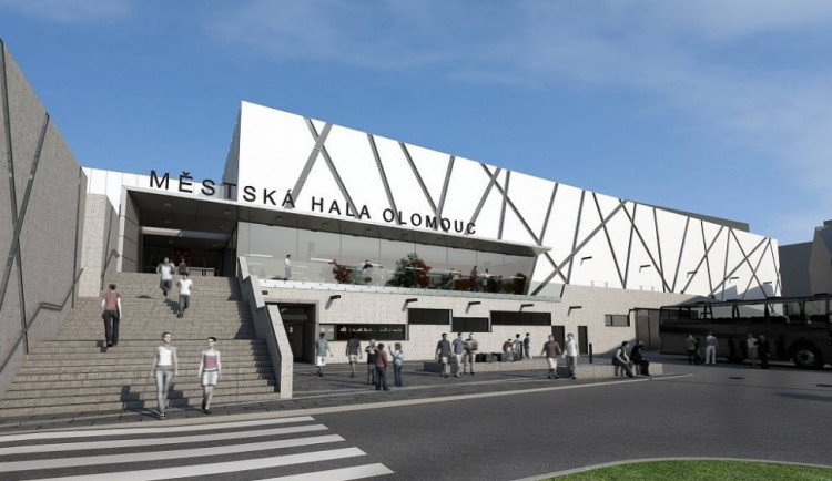 Olomouc bude mít studii zaměřenou na stavbu multifunkční haly