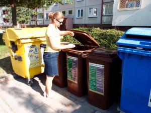Přerov kvůli rostoucímu množství bioodpadu rozšíří kompostárnu