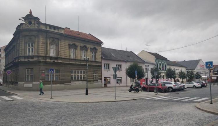 Po dvanácti letech se radní rozloučili smyšlenkou na stavbu nové budovy radnice v Přerově