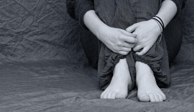 Žena tahala za vlasy osmnáctiletou dívku. Pak ji do hlavy kopnul mladý muž