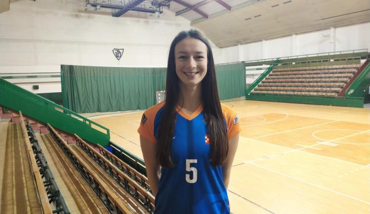 Olomoucké volejbalistky posílí na pozici nahrávačky Erica Handley z Ameriky