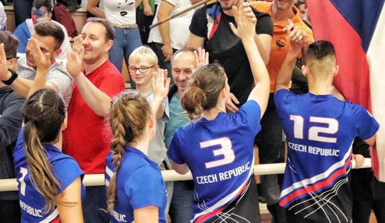 V Prostějově skončilo korfbalové mistrovství Evropy do 21 let, Češi obsadili sedmé místo