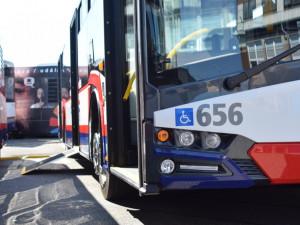 Uzavírka silnic u křižovatky na Lipenské postihne i autobusové linky