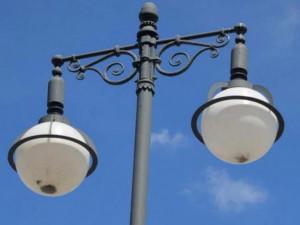Kosířská ulice získá nové veřejné osvětlení