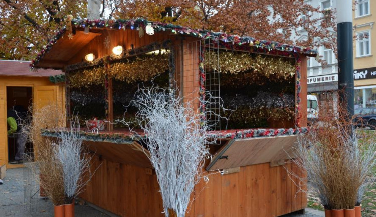 Prostějov uveřejnil ceny nájemného pro vánoční jarmark