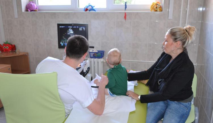 Dětská kardiologie v Přerově našla nové komfortnější prostory