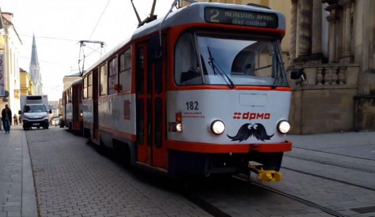 VIDEO: Tramvaje a autobusy  v Olomouci budou mít knír