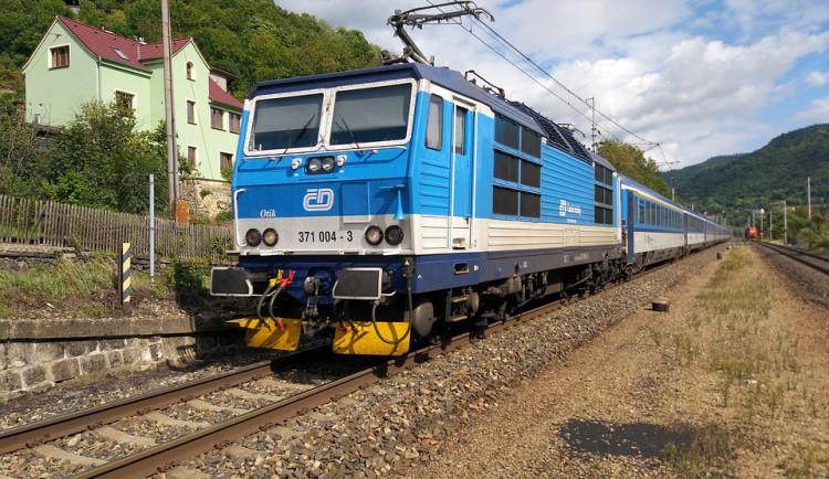 Z důvodu výluky na trati Olomouc-Nezamyslice bude úsek obsluhovat náhradní autobusová doprava
