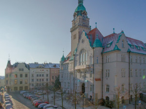 Kolem šumperské radnice už nejsou lípy, město je kvůli špatnému stavu nechalo přesadit