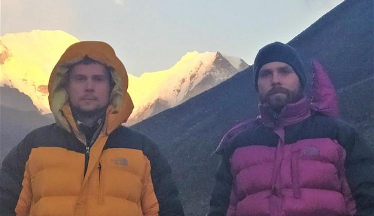 Z OLOMOUCE DO HIMÁLAJE #3: První pohled na Everest
