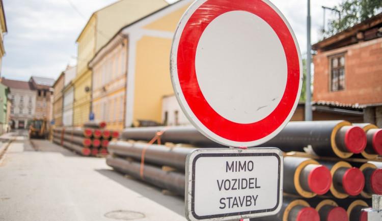 Přerov čeká další uzavírka, řidiči neprojedou kolem parku Michalov