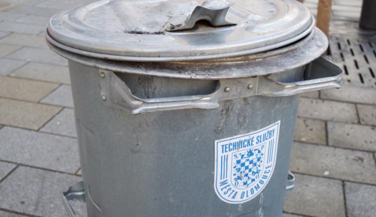 Radní plánují zvýšit v Olomouci poplatek za odpad