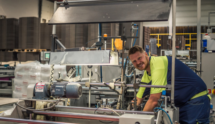 Smurfit Kappa, evropská jednička ve výrobě vlnité lepenky,  nabízí volné pracovní pozice