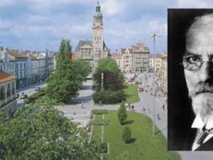 Husserlův pomník v Prostějově v dohledné době nebude