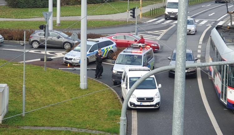 AKTUÁLNĚ: Policisté, kteří bourali u Šantovky, mířili k zásahu. Tam však nedojeli