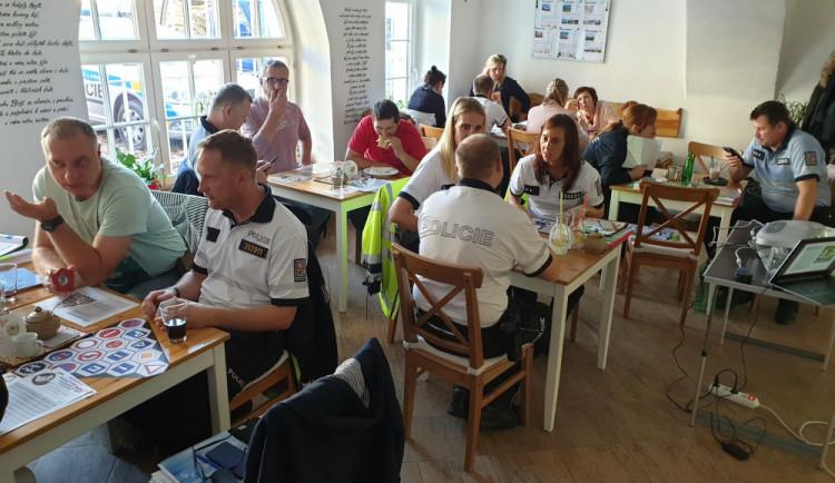 Na seminářích se policisté naučí, jak dětem lépe vysvětlit dopravní výchovu