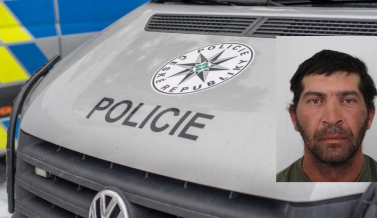 Policisté pátrají po muži z Přerova, měl by se pohybovat u vlakového nádraží v Olomouci