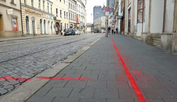 Rekonstrukci ulice 8. května bude předcházet archeologický výzkum