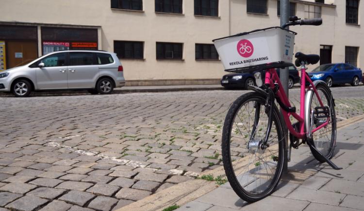 Rekola olomouckým cyklistům pomohou najít ideální řešení