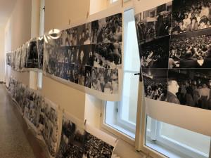 FOTO: Filozofická fakulta si Okupační stávkou 2019 připomněla 30 let od sametové revoluce