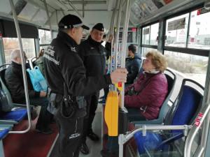 Státní i městští policisté společně udělali v Olomouci preventivní akci proti krádežím