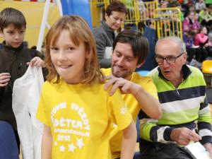 V Prostějově proběhne dětská akce zaměřená na sport, moderovat ji přijede Jan Čenský