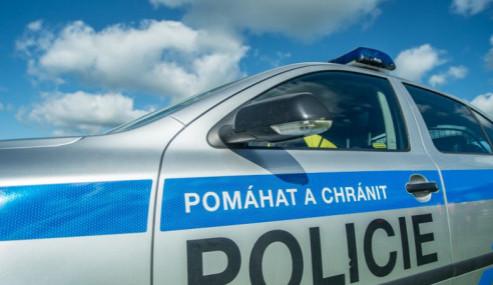 U jednoho vozidla policisté zadrželi hned dva opilé řidiče