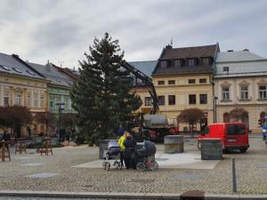 Vánoční trhy ve Šternberku nabídnou bohatý program. Pozor na uzavírky v centru
