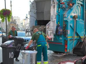 V Olomouci se zvýší poplatek za odpad. Budeme platit 816 korun