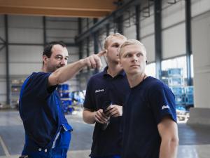 Firma Mubea, oceněná prestižní cenou Zaměstnavatel roku, nabízí nové pozice