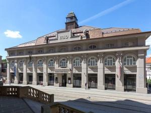 Muzeum moderního umění bude od úterý do čtvrtka uzavřeno kvůli opravě topení
