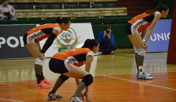 Olomoucké volejbalistky prohrály v Itálii s obhájkyněmi trofeje 0:3