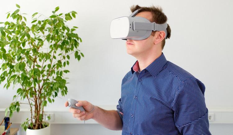 Olomoucká továrna školí své zaměstnance  za pomoci virtuální technologie