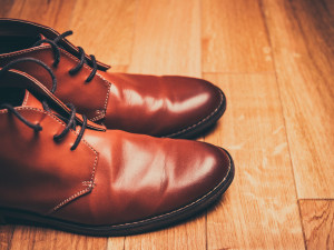 Zloděj v Olomouci ukradl odložené boty
