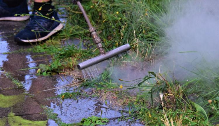 Olomouc bude hubit plevel šetrněji k přírodě, pořídí parní stroj