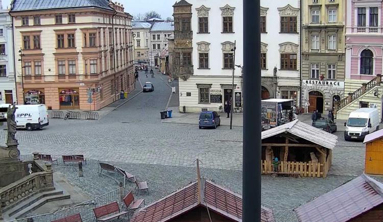 Dolní náměstí bude pod větším drobnohledem. Přibyly dvě nové kamery