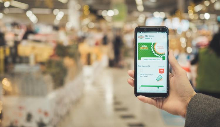 Aplikace Můj Globus umožní nákup telefonem i sdílet nákupní seznam s rodinou