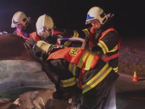 AKTUALIZOVÁNO: Tragická nehoda uzavřela silnici mezi Přerovem a Olomoucí