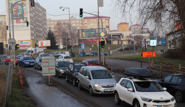 Přerov má řešení dopravního kolapsu ve městě. Dopravu na křižovatkách bude řídit policie