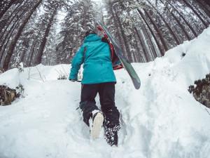 V Jeseníkách na mnoha místech nasnežilo, definitivně začala lyžařská sezóna