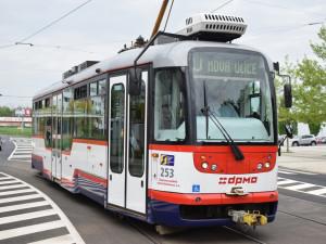Olomoucká MHD omezí provoz. Jak pojedou tramvaje a autobusy na Silvestra a na Nový rok?