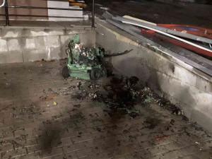 FOTO/VIDEO: Hasiči o silvestrovské noci vyjížděli téměř třicetkrát